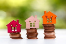 Colored Houses And Coins.jpg